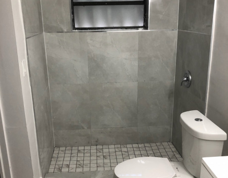 Bathroom Remodeling Shower in Davie, FL