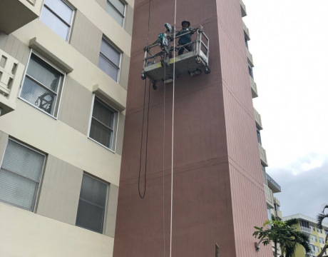 Commercial Painting Contractors in Hollywood, FL, Painting Multi Unit Building