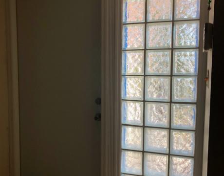 Interior Remodeling Front Door
