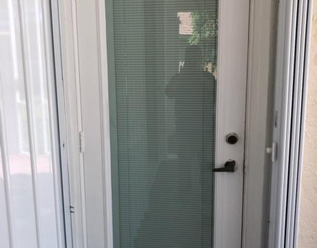 Home Remodeling New Door
