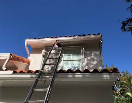 House Painting in Fort Lauderdale by Professional Painter