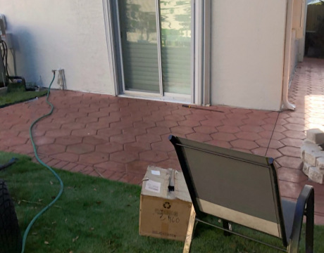 Home Remodeling Exterior Patio
