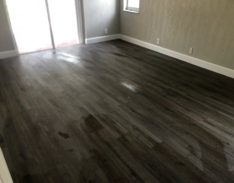 Interior Remodeling in Hollywood FL with New Floors