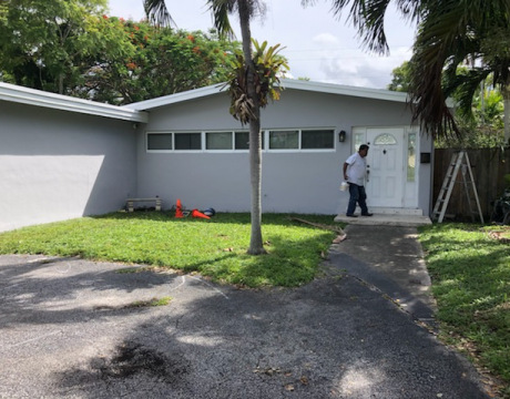 Professional Painter for House Painting in Hollywood, FL