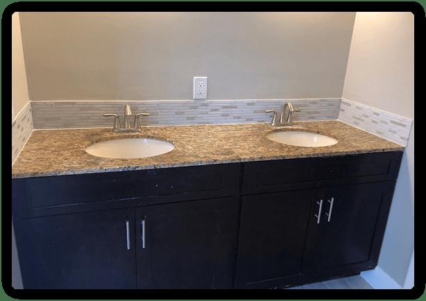 Bathroom remodeling in Weston